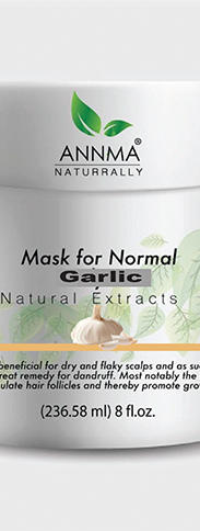 Garlic Mask
