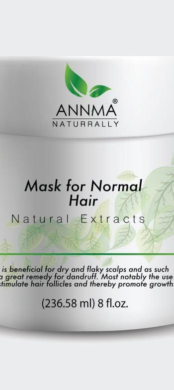 Mask Normal Hair