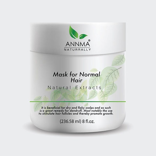 Mask For Normal Hair