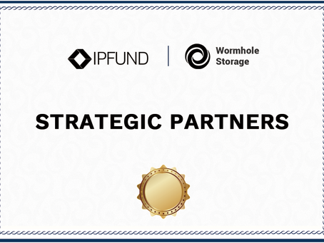 IPFUND and Wormhole Storage will work together to build a distributed storage application ecological