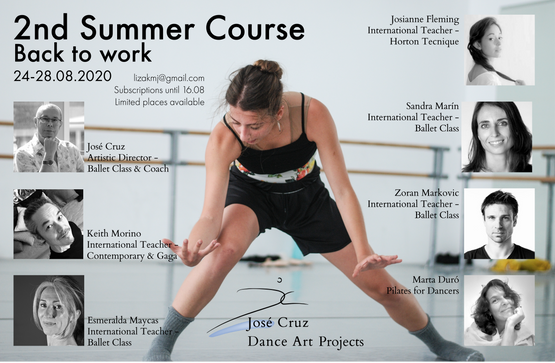 2nd International Dance Summer Course