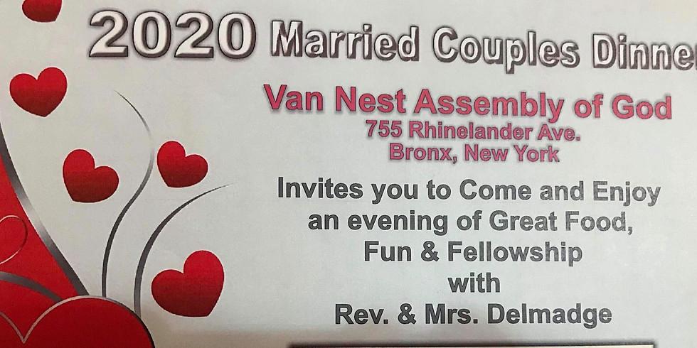Van Nest Valentine's Day Dinner