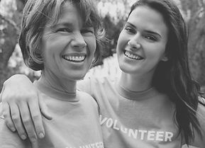 Smiling Volunteers