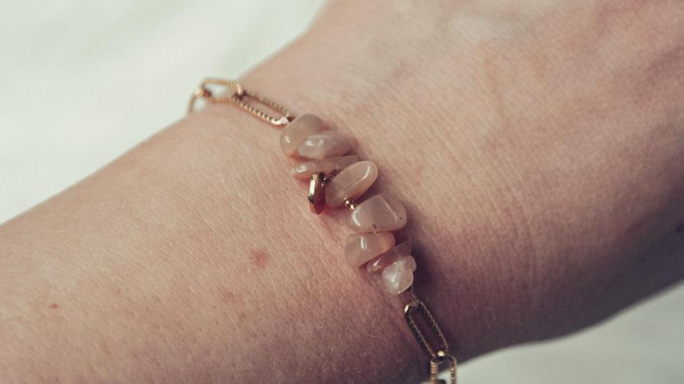 Armband HARUKI - zonnesteen