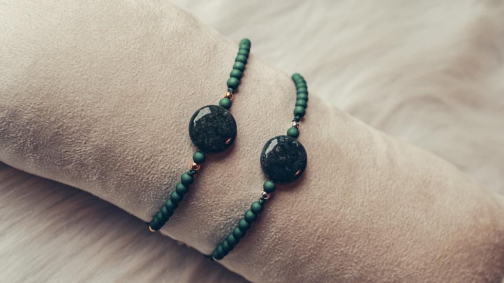 Armband SATOMI - Agaat