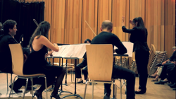 Conducting the Linéa Ensemble