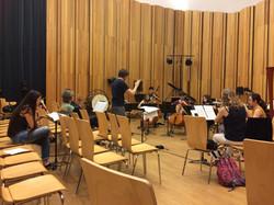 Rehearsal of Phantasmagoria