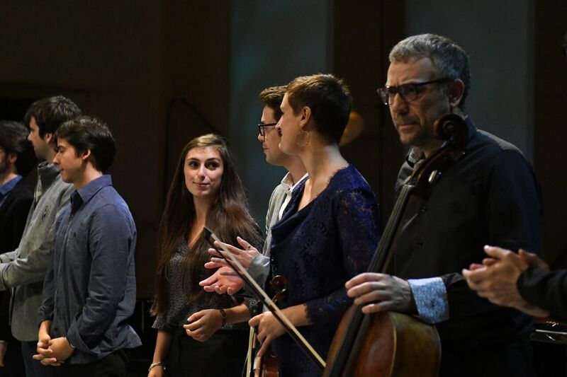 Quatuor Diotima performing Systema