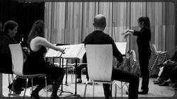 Conducting the Linéa Ensemble