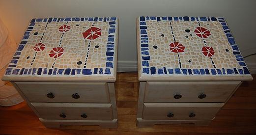 Tables de chevet
