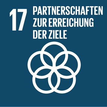 SDG 17 Partnerschaften zur Erreichunge der Ziele