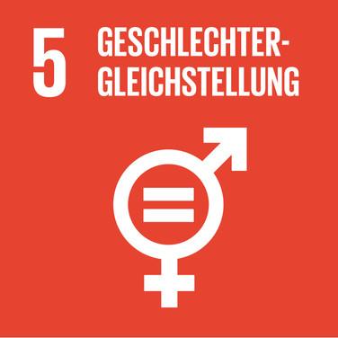 SDG 5 Geschlechtergleichstellung