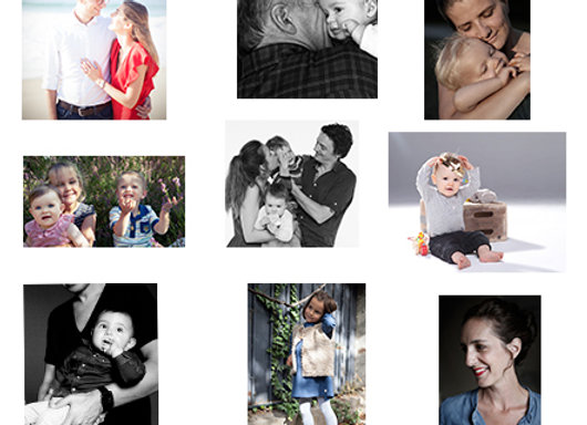 Bon cadeau N°2 - 30 photos retouchées + 5 tirages