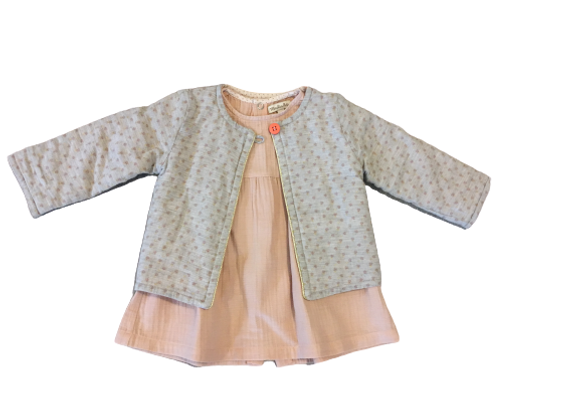 6 mois - Ensemble Moulin Roty