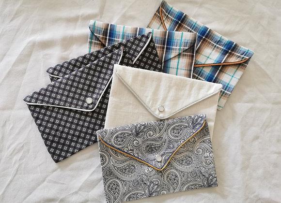Pochettes enveloppes