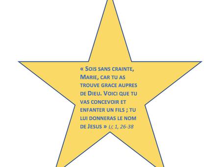 Prière du 4ème dimanche de l'Avent