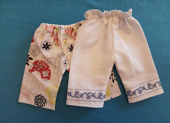 Pantalon poupée 36 cm