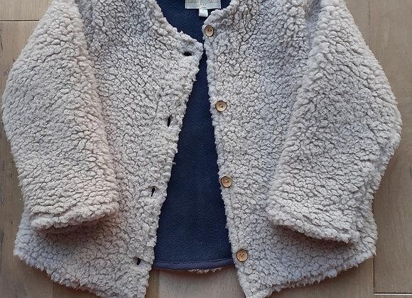 Manteau Maxime en moumoute