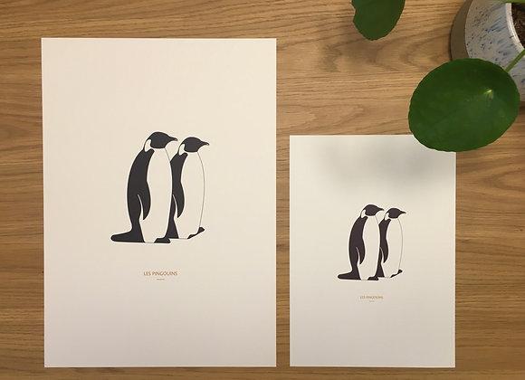 Les Pingouins A4
