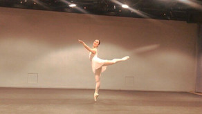 審査ビデオ撮影♢英国RADマーゴ・フォンテイン国際バレエコンクール2021