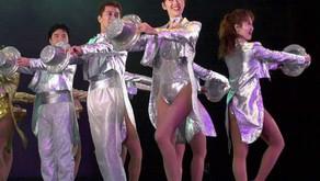 Jazz Danceを踊ってみよう☆GWスペシャル✴︎English+Dance〜第3回 コーラスラインを歌って踊ろう♪