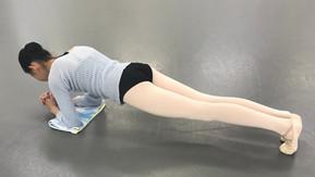 いろいろなプランク〜体幹トレーニング〜