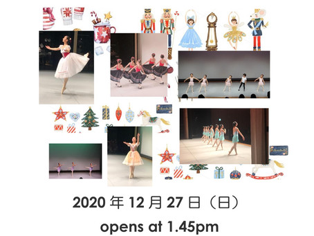 第6回クリスマスデモンストレーション2020