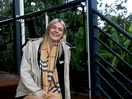 Meet Grace - NGC Student Spotlight