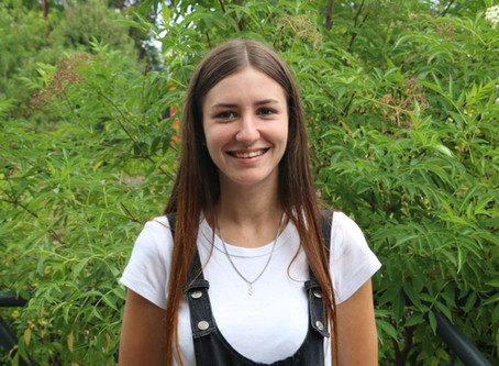 Meet Danielle - NGC Student Spotlight