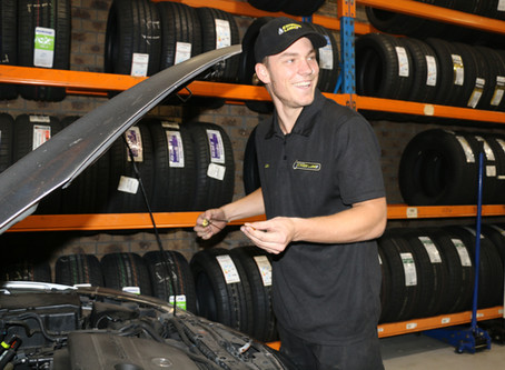 Josh Gets A Job! Automotive Student to First-Year Apprentice Mechanic