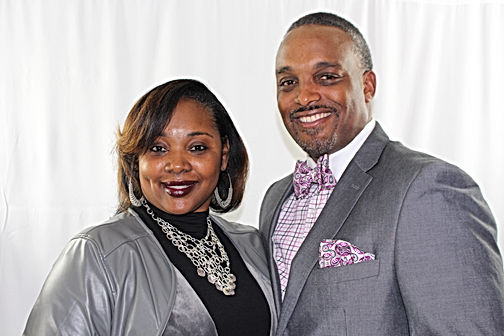 Pastor Antonio and Lady Lesonya Wilder