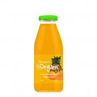 Farmers Organic - Tropical Juice 350ml
