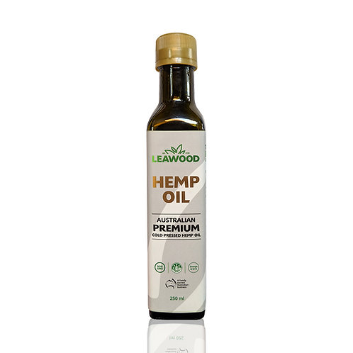 Leawood Premium Hemp Oil 250ml X6