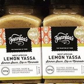 Juanitas Kitchen Lemon Yassa