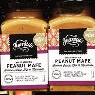 Juanitas Kitchen Peanut Mafe