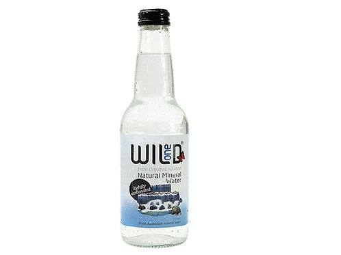Wild 1 Sparkling Natural Mineral Water 330ml