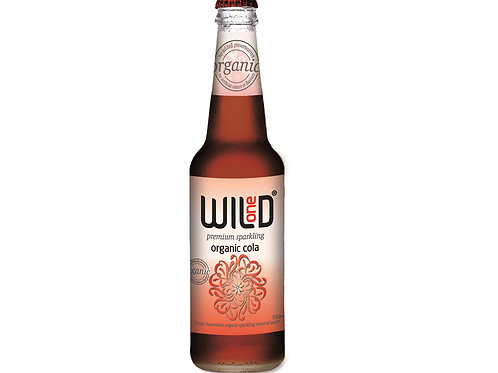Wild 1 Organic Cola Sparkling 330ml