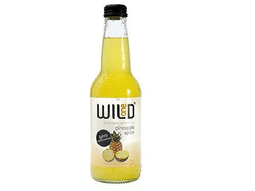 Wild 1 Pineapple Splice Sparkling 330ml