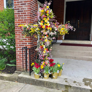 Easter Entrance