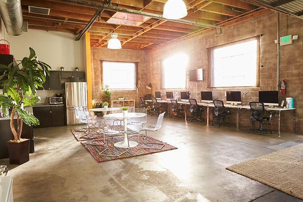 espacio de oficina