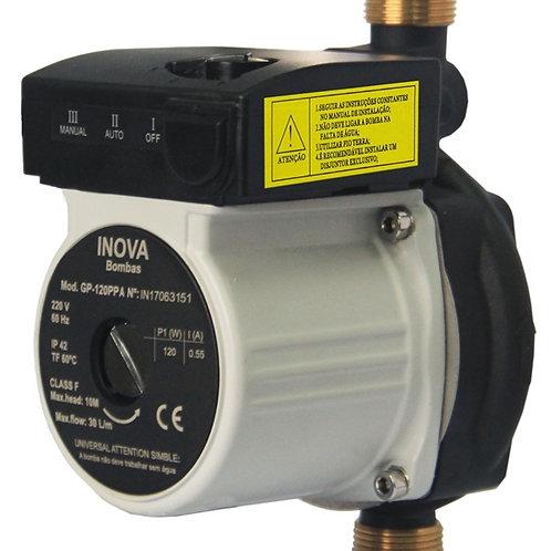 Mini Pressurizador com Fluxostato Inova