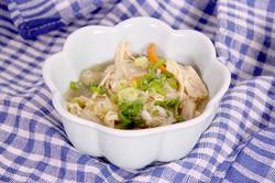 白菜滷乾湯葉