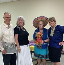 Seasoned Saints Ministry at Warm Springs Baptist Church