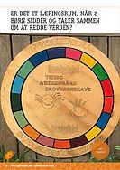 Forside fra artikel om de 17 Verdensmål Agersøgård skov- og naturbørnehave, TitiBo-gruppen. I Tidsskriftet 0-14