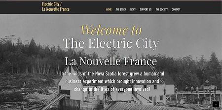Electric City / La Nouvelle France