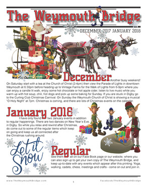 December 2017 January 2018