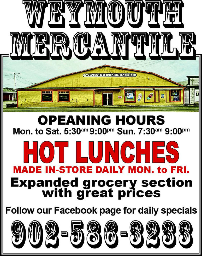 Weymouth Mercantile