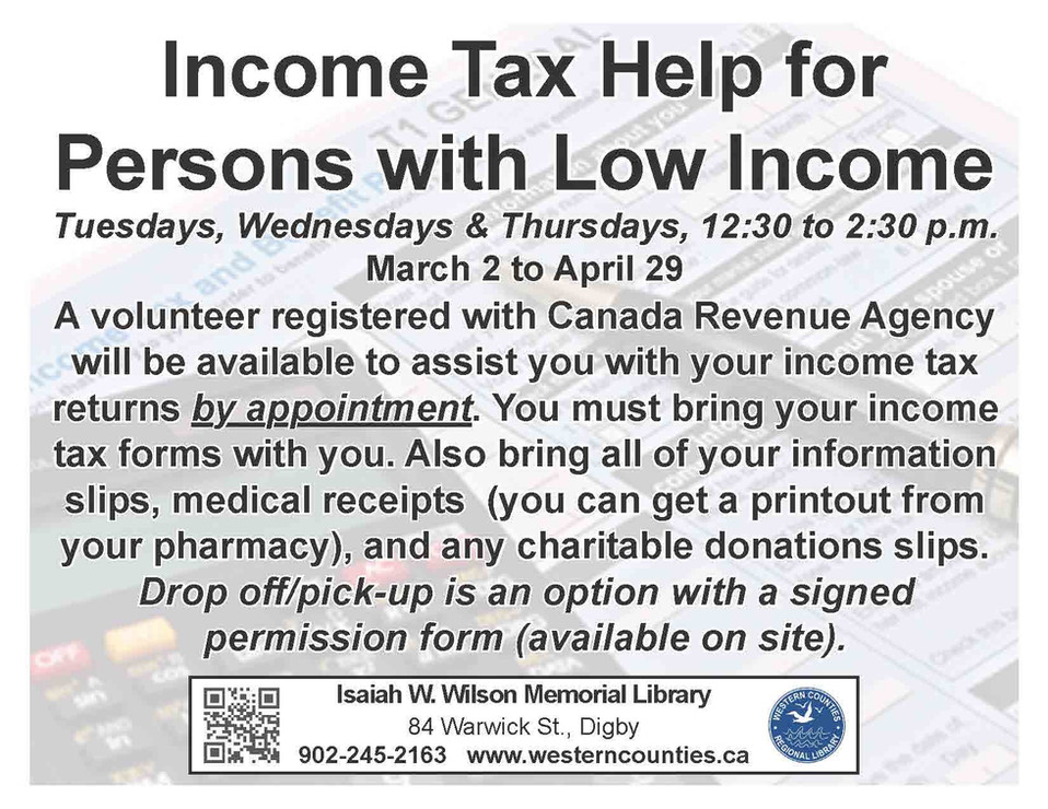 Income Tax Help for Person with Low Inco