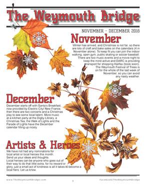 November - December 2018