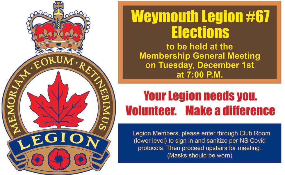 Weymouth Legion